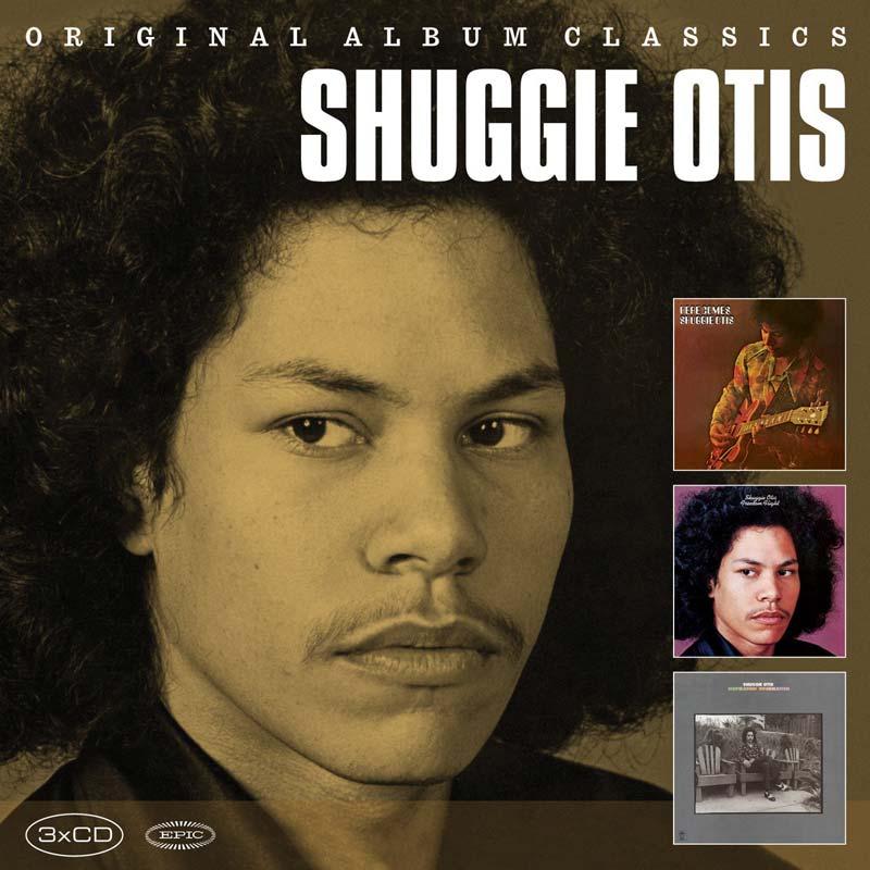 Here comes Shuggie Otis. Freedom flight : remastered | Shuggie Otis (1953-....). Compositeur. Guitare. Chanteur