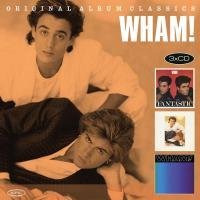 Original album classics : Fantastic . Make it big . Music from the edge of heaven | Wham !. Musicien