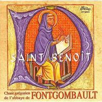 Saint Benoît : chant grégorien de l'Abbaye de Fontgombault