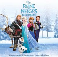 La Reine des neiges : Les chansons