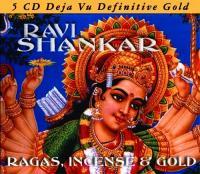 Ragas, incense & gold |