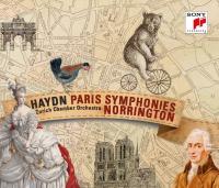 Paris symphonies / Joseph Haydn | Haydn, Joseph (1732-1809)