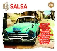 All you need is salsa |