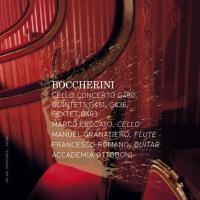 Quintetto per chitarra e quartetto d'archi N7, G.451, mi mineur | Boccherini, Luigi (1743-1805). Compositeur
