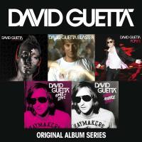Original album series David Guetta, disc-jockey, arrangements
