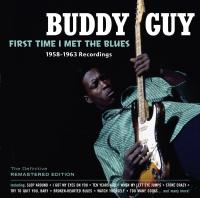 First time I met the blues : 1958-1963 recordings |