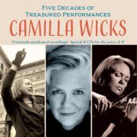 Camilla Wicks en concert : Five decades of treasured performances