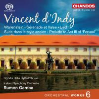 Orchestral works, vol. 6 Oeuvres orchestrales