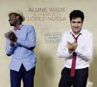 Havana Paris Dakar / Alune Wade, guit. basse & chant   Wade, Alune. Musicien. Guit. basse & chant