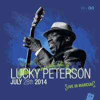 Live in Marciac : july 28th 2014 | Peterson, Lucky (1964-....).