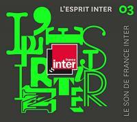 Esprit Inter, vol. 3 (L') | Avidan, Asaf (1980-....)