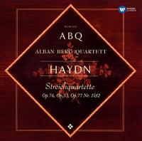Streichquartette = Quatuors à cordes Op. 76, Op. 33, Op. 77 Haydn, comp. Alban Berg Quartett, quatuor à cordes