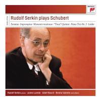 RUDOLF SERKIN PLAYS SCHUBERT, 5 |