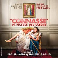 Connasse, princesse des coeurs bande originale du film d'Eloïse Lang et Noémie Saglio