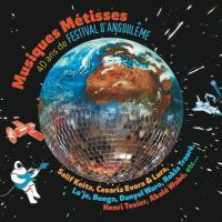 Musiques métisses : 40 ans de festival d'Angoulême / Tony Allen ; Akalé Wubé ; Bamba Wassoulou Groove ; The Afrorockerz... [et al.] | Allen, Tony