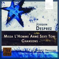"""Afficher """"Missa l'homme armé sexti toni ; Chansons"""""""