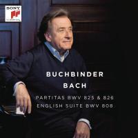 Partitas : BWV. 825 & 826 / Johann Sebastian Bach   Bach, Johann Sebastian (1685-1750). Compositeur