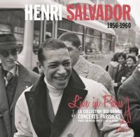 Live in Paris 1956-1960 |