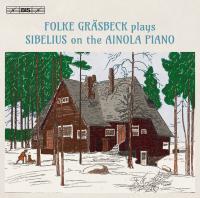 Sibelius on the Ainola piano   Sibelius, Jean (1865-1957). Compositeur