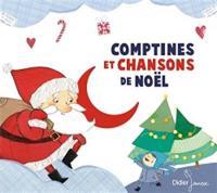 Comptines et chansons de Noël / Natalie Tual, chant | Tual, Natalie. Chanteur. Chant