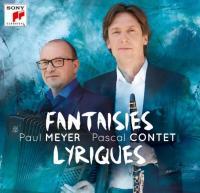Fantaisies lyriques | Meyer, Paul (1965-....). Musicien