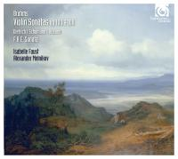 Sonates pour violon, op. 100 & 108
