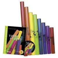 Tubes à tubes 20 pièces pour les boomwhackers