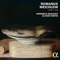 Opus 1, 1695 : sonatas, capriccio, ciacconas & passacaglia