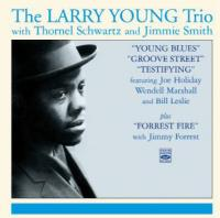 Testifying (1960) - Young blues (1960) - Groove street (1962) - Forrest fire (1960)