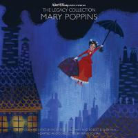 Mary Poppins [disque compact] : bande originale du film de Walt Disney / Richard M. Sherman