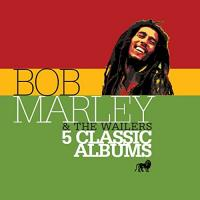 5 classic albums selection Bob Marley & the Wailers, ensemble vocal & instrumental