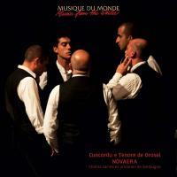 Novaera chants sacrés et profanes de Sardaigne Cuncordu e Tenore de Orosei, ensemble vocal