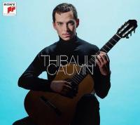 Manuel de Falla, Léo Brouwer, Johann Kaspar Mertz... [etc.]   Thibault Cauvin (1984-....). Musicien. Guitare