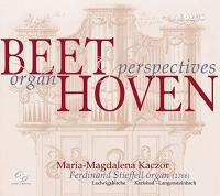 Organ perspectives / Ludwig van Beethoven, Carl Philipp Emanuel Bach, compositeurs   Beethoven, Ludwig van (1770-1827). Compositeur