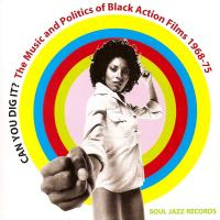 Can you dig it ?, The music of black action films 1969-1975