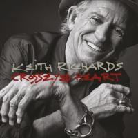Crosseyed heart Keith Richards, chant, guitare, basse, piano