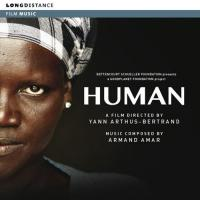 Human : bande originale du film de Yann Arthus-Bertrand