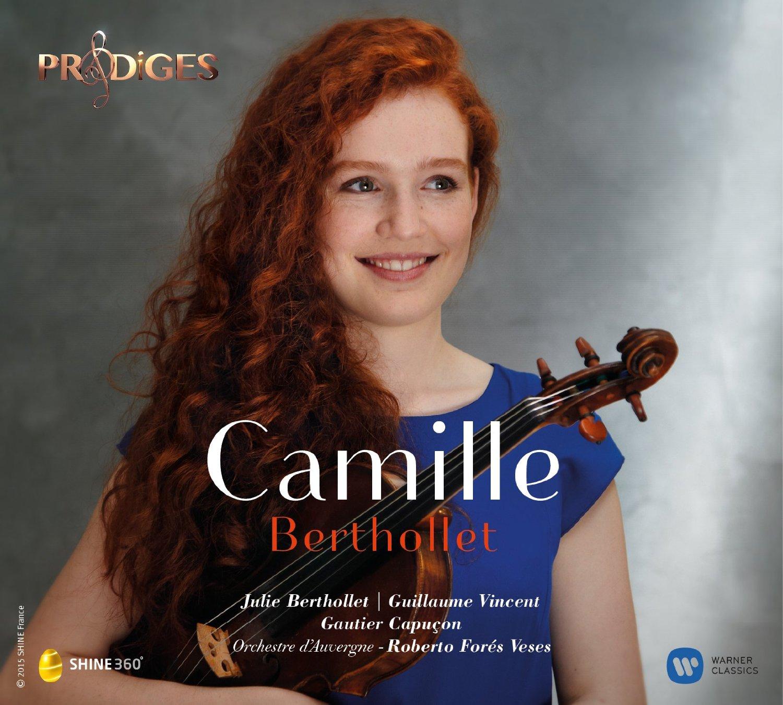 Camille Berthollet / Camille Berthollet [violon] | Vivaldi, Antonio (1678-1741). Composition
