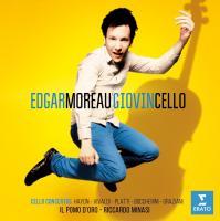 Giovincello : cello concertos | Edgar Moreau (1994-....). Musicien. Violoncelle