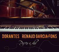 Paseo a dos Dorantes, comp., piano Renaud Garcia Fons, comp., contrebasse