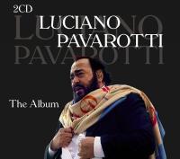 The album Luciano Pavarotti, ténor