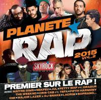Planète rap 2015, vol. 2