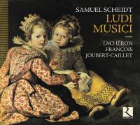 Ludi musici (1621) Samuel Scheidt, comp. L'Achéron, ens. instr. François Joubert-Caillet, viole & direction