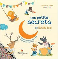 Les petits secrets : chansons malicieuses et berceuses