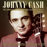Complete Sun releases and Columbia singles (The) : 1955-62 / Johnny Cash, chant, guit. | Cash, Johnny (1932-2003). Interprète