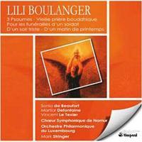 Oeuvres pour choeur et orchestre | Boulanger, Lili (1893-1918)