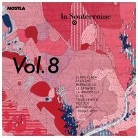 SOUTERRAINE, vol.8 (LA) : french pop underground | Clara Clara