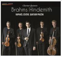 Clarinet quintets | Brahms, Johannes (1833-1897). Compositeur