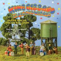 Paper mâché dream balloon | King Gizzard & the Lizard Wizard