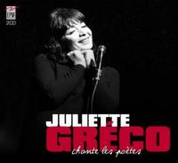 Juliette Gréco chante les poètes   Gréco, Juliette (1927-....). Chanteur